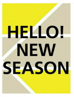 HELLO! NEW SEASON!